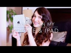 What's On My iPhone & iPad | Rachel Talbott