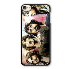 Pink Floyd Painting Phonecase Cover Case For Apple Ipod 4 Ipod 5 Ipod 6