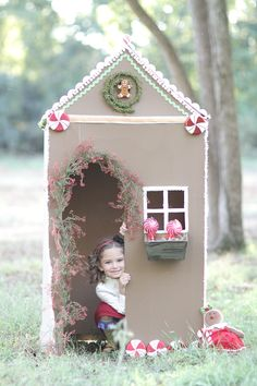 Gingerbread house | this is the cutest thing ever!