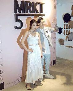 Smiling quee Minzy Kong and Jay Park! ❤ @_minzy_mz ©Pinmook_ygst #minzy #민지 #공민지 #minji #mingkki #erominzy #kongminzy #jaypark #aomg