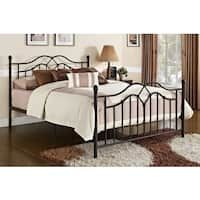 Metal Bed Frame With Headboard And Footboard Queen Size Modern Bronze Tokyo DHP Furniture, Metal Platform Bed, Home, Bed Furniture, Metal Beds, Bedroom Furniture, Contemporary Bedroom, Bed Frame And Headboard, Headboard And Footboard