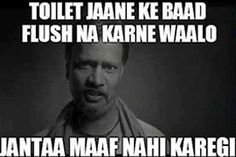 27 hysterical 'Janta Maaf Nahi Karegi' memes that will make you go crazy.. with a hope janta humein maaf kardey