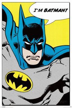 Batman Robin Batgirl Adam West Burt Ward Yvonne Craig Poster 24X36 OOP  BRBG