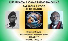 Luís Graça & Camaradas da Guiné: Guiné 63/74 - P15895: Parabéns a você (1051): Brai...