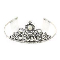 Vintage Wedding Tiara ($68) ❤ liked on Polyvore