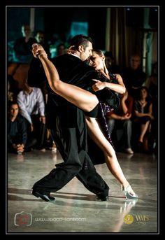 The Sensual Tango