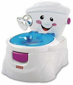 Fisher Price Cheer for Me Potty Chair. See more useful tips at http://www.pottytrainingchild.com/best-potties-for-your-toddler/