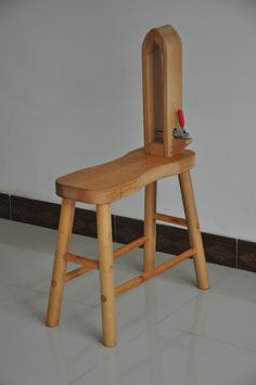 leathercraft tools leather hand sewing chair