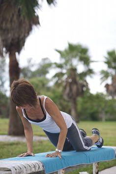 Yoga (Chatarunga) Push-ups