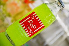 The Pop Shoppe Lime Ricky Soda | The World of Beverage Drink