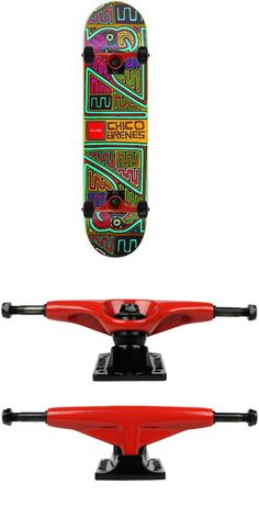 Other Skate- and Longboarding 16265: Chocolate Skateboard Deck Brenes One Offs 8.0 Tensor Assembled -> BUY IT NOW ONLY: $82.95 on eBay!