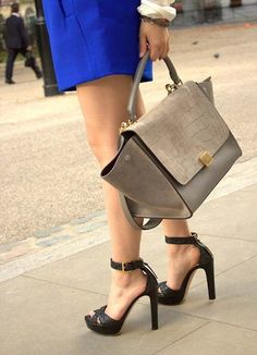 Classy In The City Of Handbags