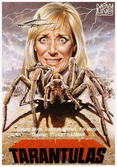 Tarantulas aka Deadly Cargo (1977) Horror/Killer animals