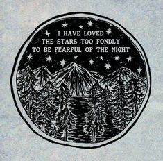 Quotes About Life Night Music | Black and White life text quotes words true paradise moon book night ...