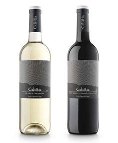 The FeedbackMP Celistia Design Shoots for the Sky #wine #design trendhunter.com