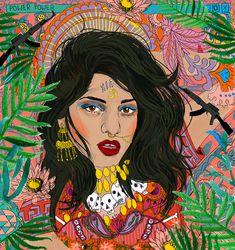 MAYA - Jessica Singh - illustrator