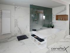 Calacatta, Bathtub, Interior, Bathroom Ideas, Full Bath, Bathing, Standing Bath, Bathtubs, Indoor