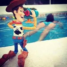 woody toy story loquillo 2