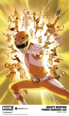 What would you think if we told you that the debut of the Ranger Slayer as part of BOOM! Studios' ongoing Power Rangers super-mega-crossover event, Power Rangers: Shattered Grid, will bring with a new Zord? Power Rangers Samurai, Power Rangers Dino, Power Rangers Fan Art, Power Rangers Comic, Power Rangers Ninja Steel, Rangers Team, Mighty Morphin Power Rangers, Boom Studios Power Rangers, Kamen Rider