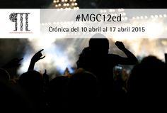 Crónica del 10 abril al 17 abril 2015. La #GestiónCultural desde las aulas del #MGC12ed.