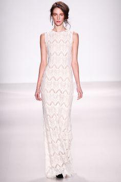 Tadashi Shoji - New York Fashion Week - Aisle Style Inspiration Autumn/Winter 2014-15