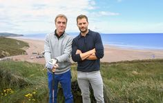 Jamie Dornan and other famous faces at Irish Open Pro-Am 2017 - Belfast Live