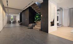 Projekt domu Kleo 185,06 m2 - koszt budowy - EXTRADOM 4 Bedroom House Designs, Construction, House Plans, Exterior, Furniture, Home Decor, Garden, House Template, Modern Townhouse