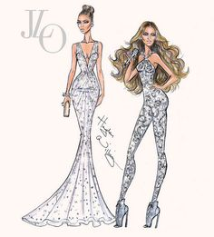 Jennifer Lopez: Red Carpet to the Stage by Hayden Williams. Happy Birthday JLo!