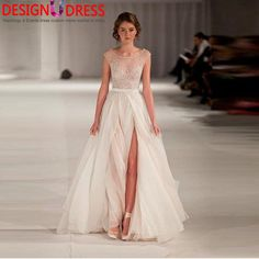 Find More Evening Dresses Information about Vestido de fiesta 2017 Ivory Skirt Split Chiffon Heavy Beads Sexy See Through Arabian Indian Saree Evening Prom Dresses,High Quality dress bottom,China saree wedding Suppliers, Cheap saree style from Rainbow Wedding Store on Aliexpress.com