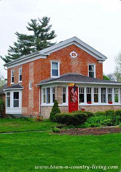 Historic Homes of Sycamore, Illinois