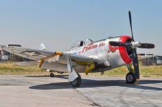 Republic P-47D Thunderbolt   Flickr - Photo Sharing!