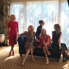 It Movie Cast, Film Movie, It Cast, Zoe Kravitz, Shailene Woodley, Nicola Kidman, Big Little Lies Cast, Tv Show Casting, Best Series
