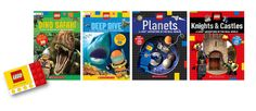 Learning with LEGO Nonfiction Books #LEGONonfiction (& $50 LEGO Giveaway Ends 8/26) Read more at http://momandmore.com/2016/08/learning-with-lego-books.html#idPOOtdpaPbfv8Ry.99