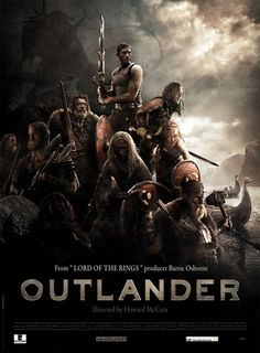 Outlander Movie Posters From Movie Poster Shop
