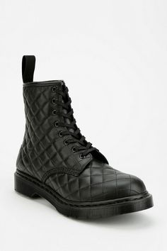 The Best Men's Shoes And Footwear :   Dr. Martens Coralie Quilted 8-Eye Boot    - #Men'sshoes