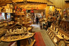 Wood Carvings - Black Forest