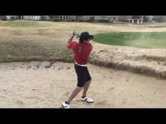 A short fun golf video clip.