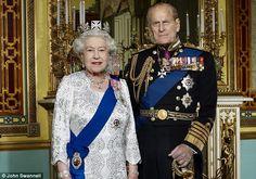 Royal queen | ... Diamond Jubilee portrait of HM The Queen and HRH The Duke of Edinburgh