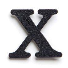 Embellish Your Story X Letter Magnet
