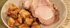 This pork loin is a perfect main course for your Christmas dinner!