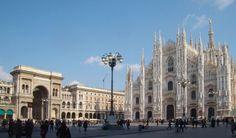 Core of Centro Storico Walking Tour, Milan