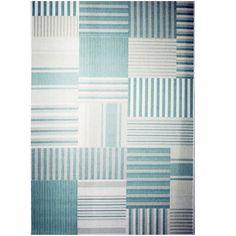 Brighton Blå matta