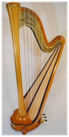 Telynau Teifi Pedal Harp