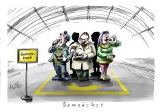 Karikatur vom 27.10.2015