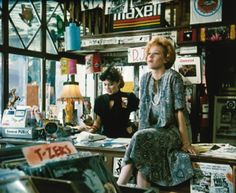 annie potts and molly ringwald in pretty in pink