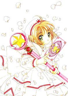 Cardcaptor Sakura Cover Volume 7