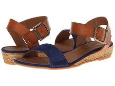 a85e981d30ab Eric Michael Amanda Navy - 6pm.com Low Heel Shoes