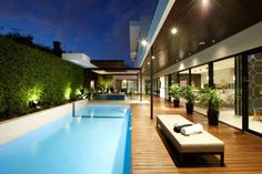 Someday i will own a house with a beautiful pool area outdoor