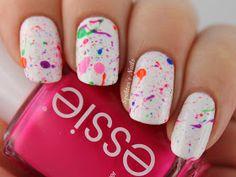 Spektor's Nails: Essie - Neon (Summer 2013)