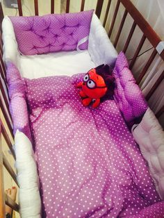 Toddler Bed, Textiles, Furniture, Home Decor, Child Bed, Interior Design, Home Interior Design, Cloths, Arredamento
